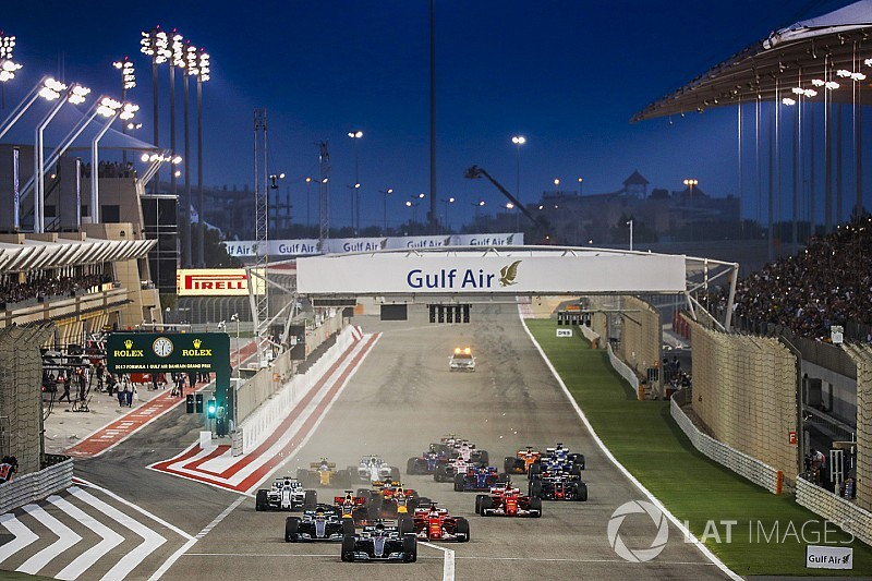 Проект будущего Формулы 1 будет представлен в Бахрейне