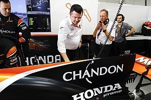 Формула 1 Новость McLaren наложила вето на предложение сохранить «акулий плавник»