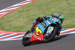 Moto2 Relato da corrida Morbidelli controla prova e vence na Argentina; Oliveira é 2º