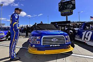 NASCAR Truck Special feature BKR's Take on Trucks - Briscoe ready to take on Kansas