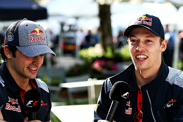 Officiel - Kvyat remplace Sainz chez Toro Rosso
