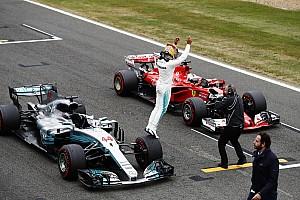Fórmula 1 Noticias Hamilton no esperaba ser dominante en la calificación