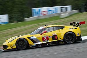 IMSA Breaking news Corvette drivers reflect on pleasure and pain at Lime Rock