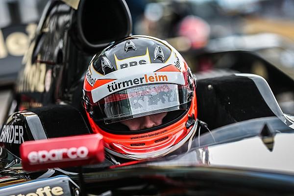 Bahrain F3.5: Binder fends off Fittipaldi in series finale