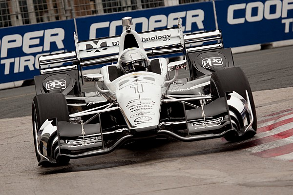 IndyCar IndyCar Toronto: Pagenaud en Castroneves snelste in trainingen