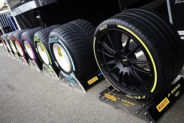 Формула 1 Pirelli назвала составы резины на Гран При Мексики