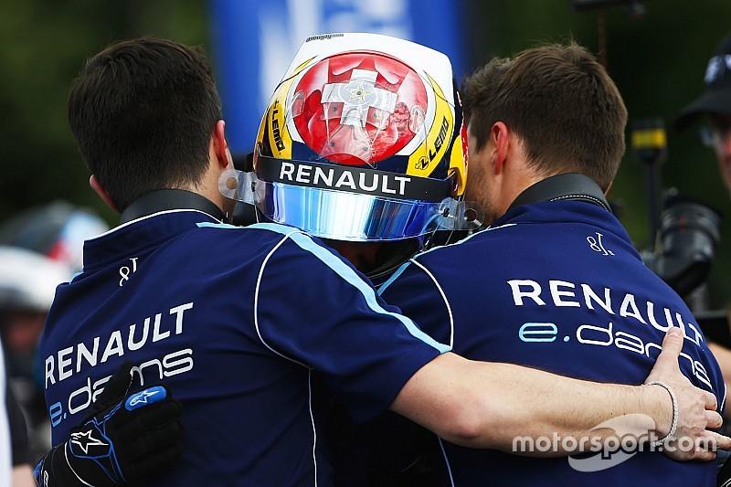 Le succès de Renault e.dams met la pression à Nissan