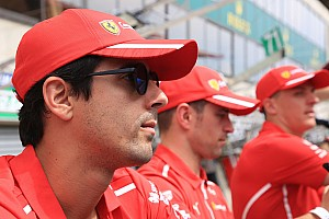 Le Mans Breaking news Alami cedera, di Grassi mundur dari Le Mans