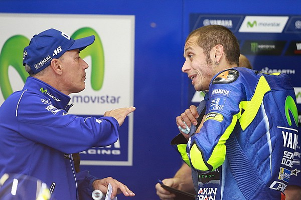 MotoGP Rossi kicsit frusztrált a harmadik hely miatt
