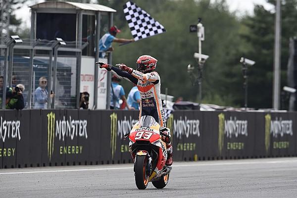 MotoGP Crutchlow: Marquez yine bizden akıllı davrandı