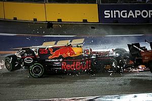 F1 Noticias de última hora Max Verstappen es el piloto que menos vueltas totaliza en 2017