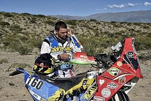 """Dakar BRÉKING Quebeck Laller Racing Team - """"Célunk a Dakar, büszkén állunk a kihívás elé!"""""""