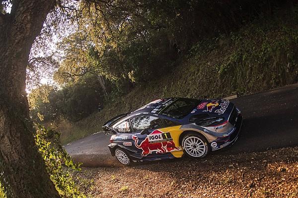 Ogier y M-Sport quieren resolver los problemas mecánicos de Francia