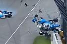 Indy 500: több nézetből a horrorisztikus baleset