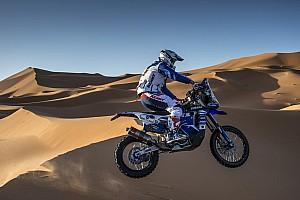 Cross-Country Rally Reporte de la carrera De Soultrait sigue mandando en el Rally Merzouga
