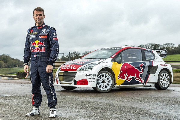 World Rallycross Ultime notizie Ecco la nuova Peugeot 208 WRX di Sebastien Loeb