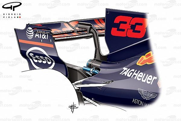 Formula 1 Teknik Analiz: Red Bull'un downforce tavizi Spa'da işe yaradı