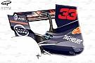 Análise: As mudanças na aerodinâmica da Red Bull em Spa