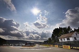 Formula 1 Top List Belgian GP: Starting grid in pictures