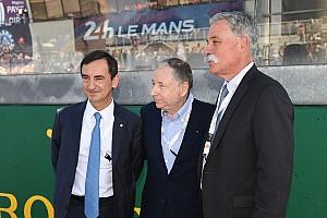 Le Mans Nieuws Todt: