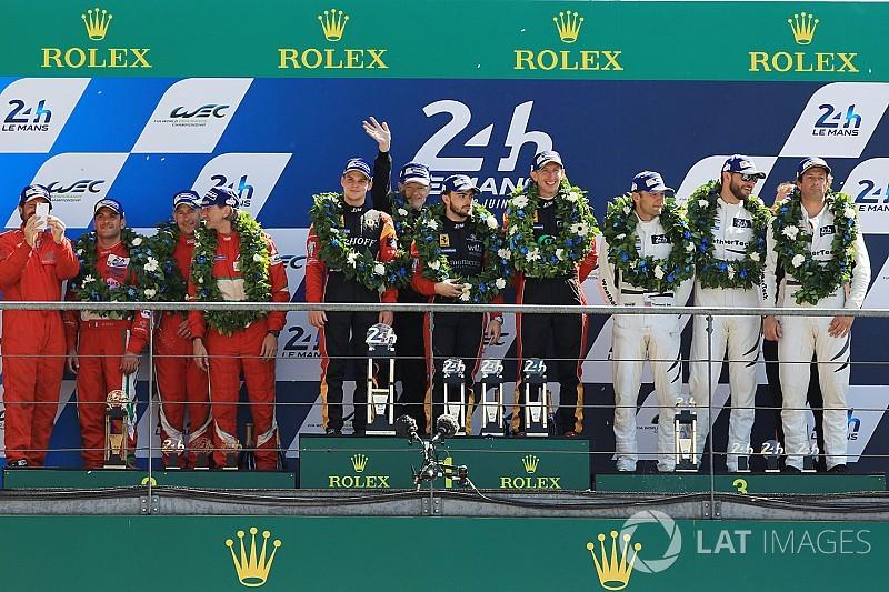 """Coletta: """"Ferrari fa tripletta a Le Mans con tre team di aree diverse"""""""
