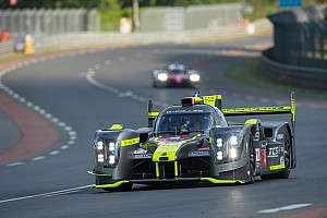 Le Mans Breaking news Webb: Le Mans