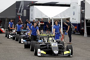 Евро Ф3 Новость Провинившихся гонщиков Ф3 заставили разносить огнетушители