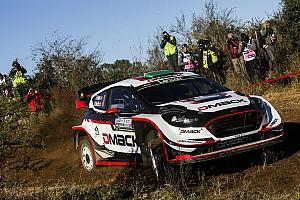 WRC Etappenbericht WRC Rallye Argentinien: Elfyn Evans dominiert die Freitagsetappe