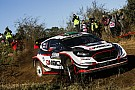 WRC Argentina WRC: Evans claims early lead after hectic start