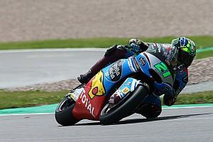 Moto2 Gara Morbidelli resiste ad Oliveira e conquista il Sachsenring!