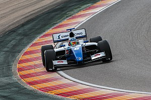 Formula V8 3.5 Race report Nurburgring F3.5: Isaakyan wins as Fittipaldi and Palou collide