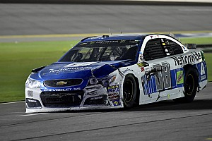 NASCAR Cup Breaking news Dale Jr. overcomes early adversity only to find more trouble at Daytona