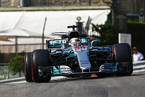 Formula 1 Practice report Monaco GP: Hamilton sets fastest ever lap to lead FP1