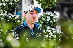 """库比卡""""不后悔""""在威廉姆斯的艰难时期回到F1"""