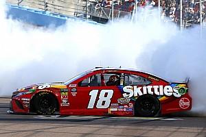 Kyle Busch conquista vitória 199 na NASCAR com grande atuação em Phoenix