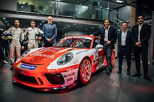 AB Racing ha svelato il 2019 in Carrera Cup Italia: