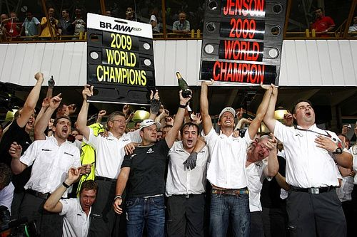 Brawn GP y la sorpresa increíble de la F1 2009