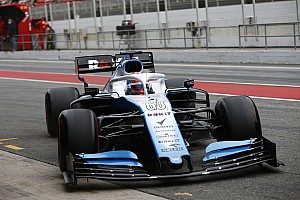 Williams: atraso com carro novo é