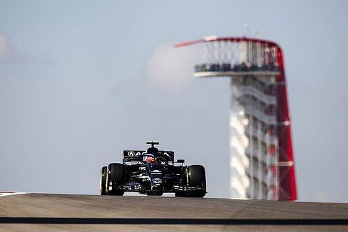 F1アメリカFP1速報:メルセデス、ボッタス首位&ハミルトン2番手の1-2体制。角田18番手