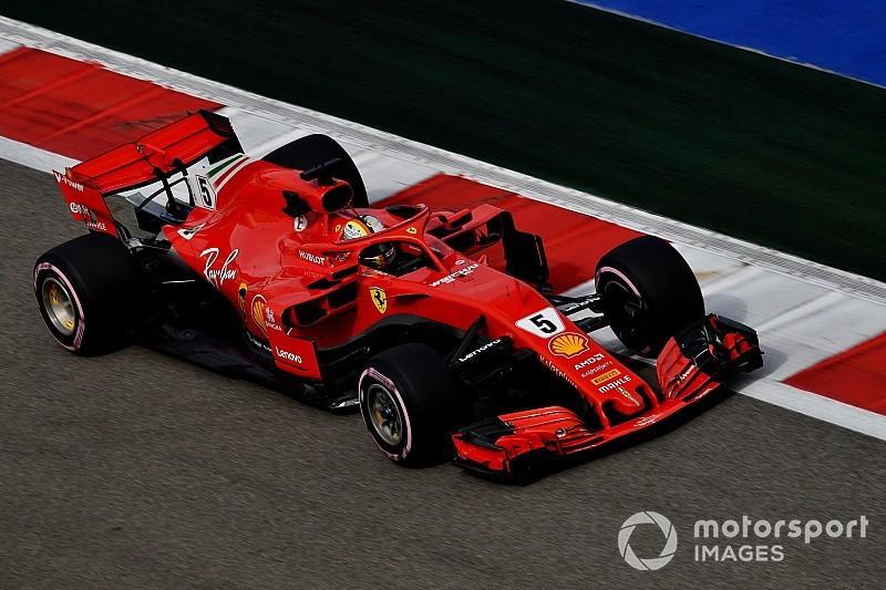 """Lastige vrijdag voor Vettel: """"Moeilijk in korte en lange runs"""""""