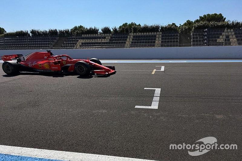 Vettel y Bottas cierran el test para decidir los neumáticos de 2019