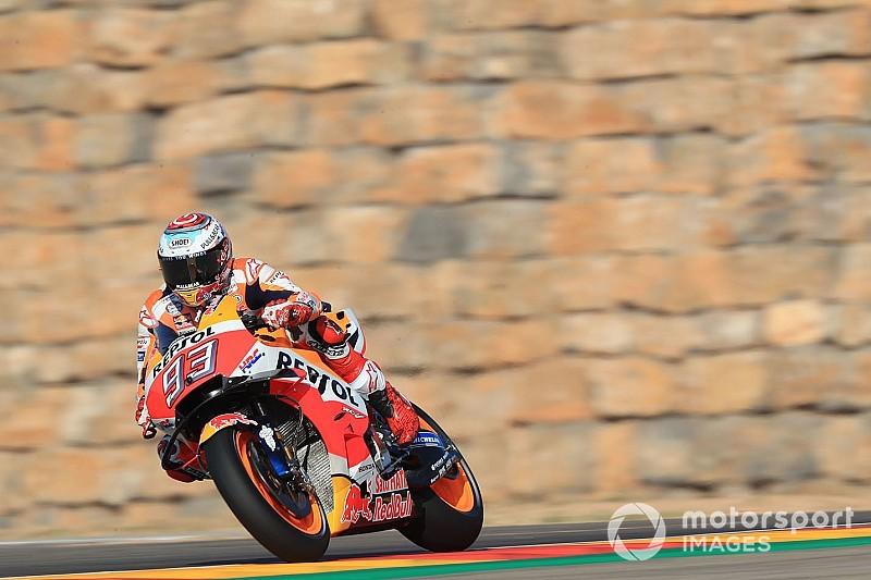 Márquez: É estranho o que acontece com a Yamaha