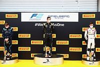 斯皮尔堡F2第二回合:伦德嘉德获胜,周冠宇第四