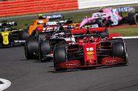 """フェラーリは""""3番目に速いマシン""""ですら無い? イギリスGPで3位もチームは慎重"""