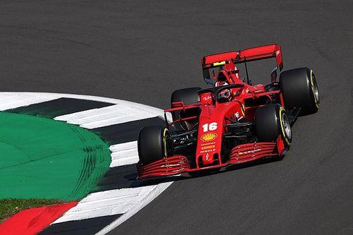 Ferrari начала съемочный день между гонками в Сильверстоуне