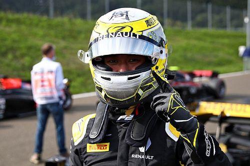 周冠宇将参加F3亚洲锦标赛