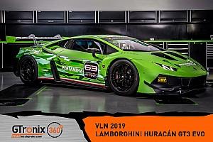 VLN 2019: mcchip-dkr wechselt auf Lamborghini Huracan GT3 Evo