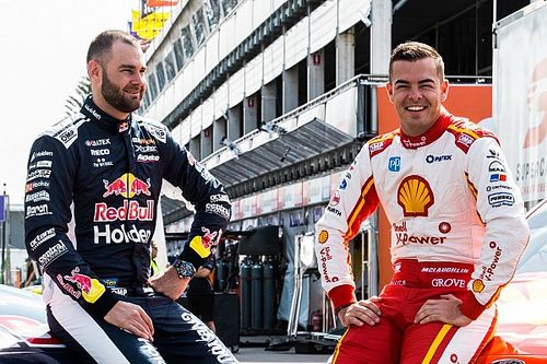 The Top 10 Supercars drivers of 2018