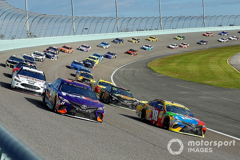 NASCAR names new managing director for Cup Series