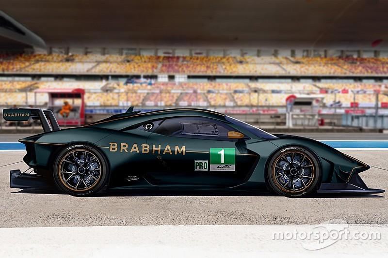 Brabham planea entrar al GTE Pro del WEC en 2021/22